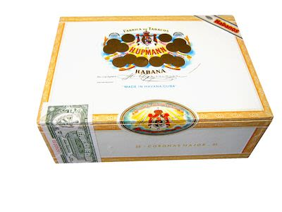 H, Upmann Coronas Major 25 pcs