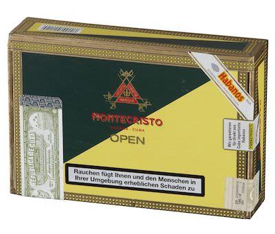 Montecristo Open Master 20 pcs