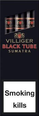 Villiger Black Tube 5x3 pcs
