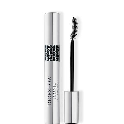 Diorshow Iconic Overcurl Spectacular Volume and Curl Professional Mascara N°090 Over Noir/ Over Black 10 ml