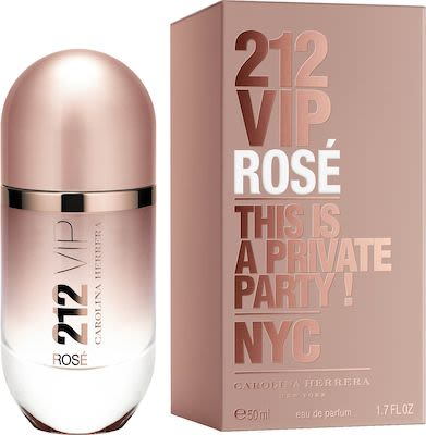 Carolina Herrera 212 VIP Rosé EdP 50 ml