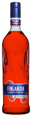 Finlandia Redberry 100 cl. - Alc. 37.5% Vol.