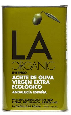 La Organic Superior Category Organic Extra Virgin Olive Oil 500ML