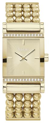 Misaki Ladies' Parisienne Watch Gold