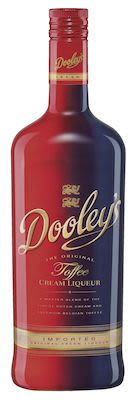 Dooley's Original Toffee 100 cl. - Alc. 17% Vol.