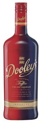 Dooley's Original Toffee 100 cl. - Alc. 17% Vol.