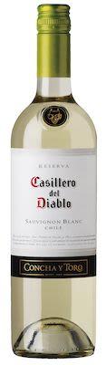 Concha y Toro Casillero del Diablo Sauvignon Blanc 75 cl. - Alc. 13% Vol.
