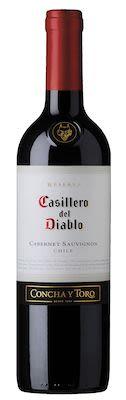 Concha y Toro Casillero del Diablo Cabernet Sauvignon 75 cl.- Alc. 13.5% Vol.