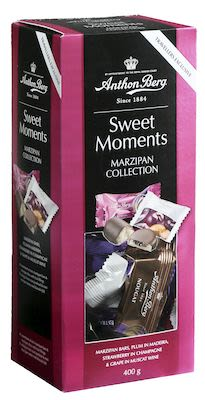 Anthon Berg Sweet Moments Marzipan Collection 400 g
