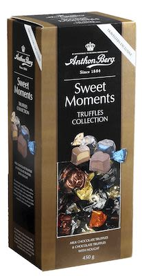 Anthon Berg Sweet Moments Truffles Collection 450 g