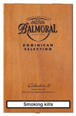 Balmoral Dominican Selection Collection 12 pcs