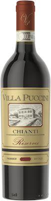 Villa Puccini Chianti Riserva 75 cl. - Alc. 12,5% Vol.