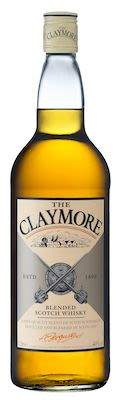 The Claymore, 100 cl. - Alc. 40% Vol.