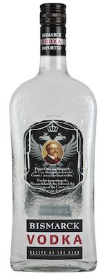 Bismarck Vodka 100 cl. - Alc. 40% Vol.