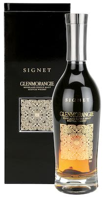 Glenmorangie Signet, 70 cl. - Alc. 46% Vol. In gift box. Highland.