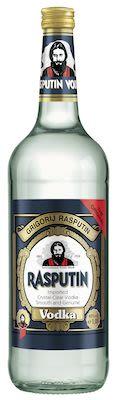 Rasputin Vodka 100 cl. - Alc. 40% Vol.
