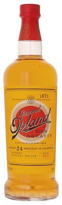 Gammel Opland Aquavit 100 cl. - Alc. 41.5% Vol.
