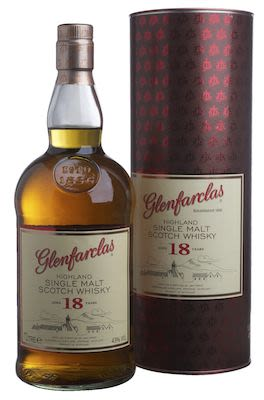 Glenfarclas 18 YO 100 cl. - Alc. 43% Vol. In gift box. Highland.