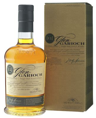 Glen Garioch 12 YO, 100 cl. - Alc. 48% Vol. In gift box. Highland.