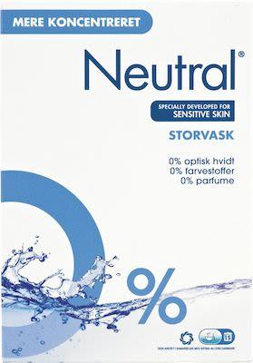 Neutral All-Purpose Detergent 1,275 kg