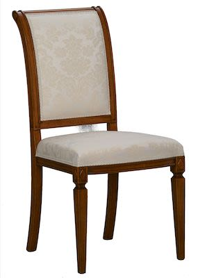 Selva Dining Chair 1370 with fabric