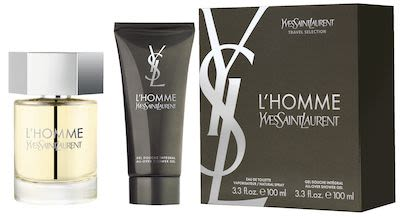 YSL L'Homme Value Set