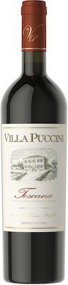 Villa Puccini Oak Aged 75 cl. - Alc. 12,5% Vol.