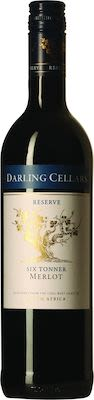 Darling Cellars Reserve Merlot Six Tonner 75 cl. - Alc. 13,5% Vol.