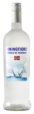 Vikingfjord Vodka 100 cl - Alc. 37.5% Vol.