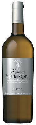 Mouton Cadet Reserve Graves Blanc 75 cl. - Alc. 12.5% Vol.