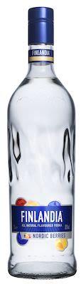 Finlandia Nordic Berries 100 cl. - Alc. 37.5% Vol.