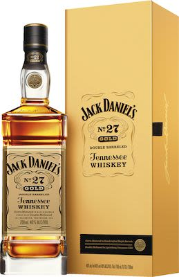 Jack Daniel's Old No. 27 Gold 70 cl. - Alc. 40% Vol.