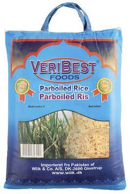 Parboild Rice 10 kg