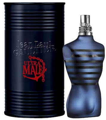Jean Paul Gaultier Ultra Male EdT 75 ml