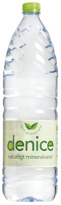 Denice Mineral Water 6x200 cl. PET btls.