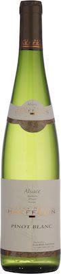 Jean Remy Haeffelin Pinot Blanc 75 cl. - Alc. 12,5% Vol.