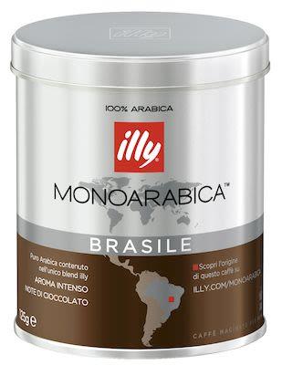 Illy Monoarabica Espresso Brazil 125 g