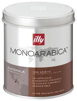 Illy Monoarabica Espresso Guatemala 125 g