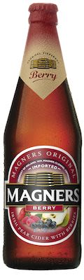 Magners Berry 12x56,8 cl. btls. - Alc. 4% Vol.