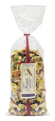 Borgo de Medici Mixed Farfalle Pasta Flags 500 g