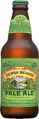 Sierra Nevada Pale Ale 12X35,5 cl. blts. - Alc. 5.60 % Vol.