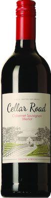Cellar Road Cabernet Sauvignon/Merlot 75 cl. - Alc. 13,5% Vol.