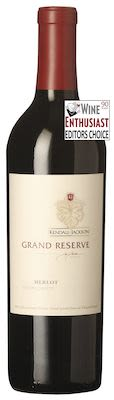 2012 Kendall-Jackson Grand Reserve Merlot 75 cl. - Alc. 14.5% Vol.