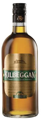 Kilbeggan Blended Irish Whiskey, 100 cl. - Alc. 40% Vol.