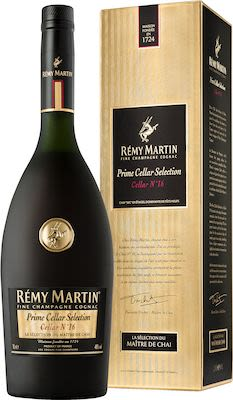 Rémy Martin Cellar Master 16 100 cl. - Alc. 40% Vol. In gift box.