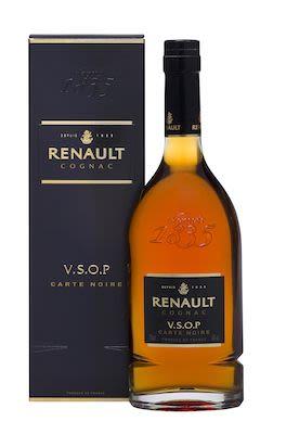 Renault Carte Noire VSOP 100 cl. - Alc. 40% Vol.