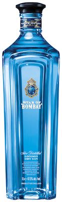 Bombay Star of Bombay 100 cl. - Alc. 47.5% Vol.