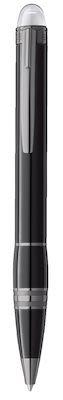 Montblanc StarWalker Platinum-Plated Resin Ballpoint Pen