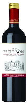 Château Petit Bois Lussac Saint Émilion 75 cl. - Alc. 14% Vol.