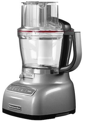 Kitchen Aid Food Processor Silver